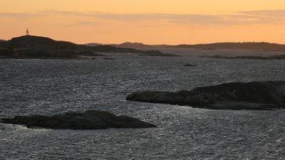 Swedish Sea near Gothenberg