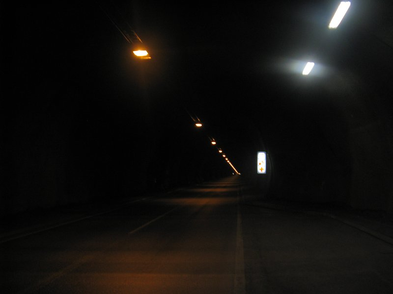 Nordkapp tunnel
