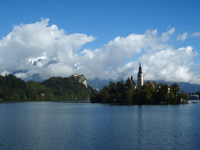 Bled Monastery