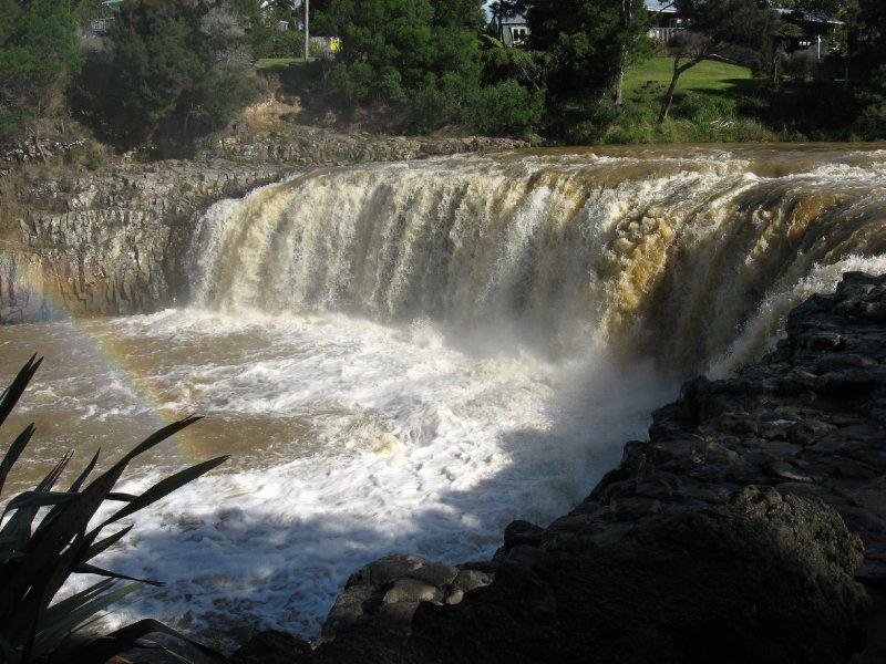 Haruru Falls - Take 4