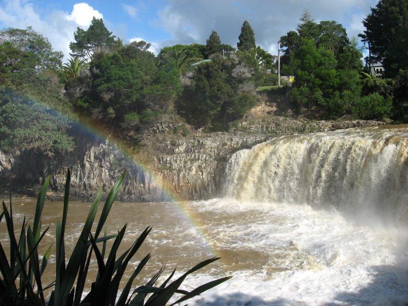 Haruru Falls Take 3
