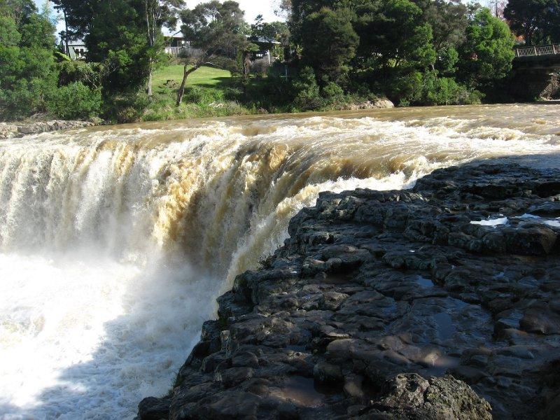 Haruru Falls - Take 2