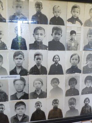Faces of Tuol Sleng