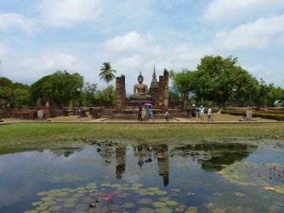 More spectacular Sukhothai