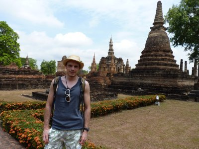 Me in Sukhothai