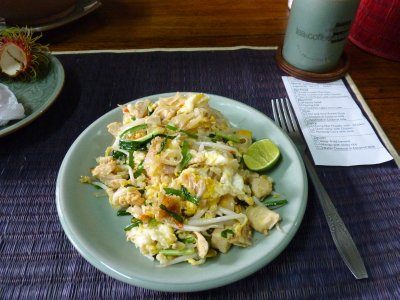 Pad Thai - Made by me