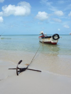 Sao Beach - Boat