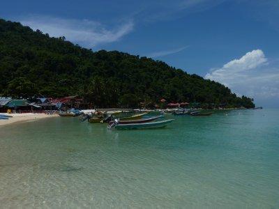 Coral Bay, Pulau Perhentian Kecil