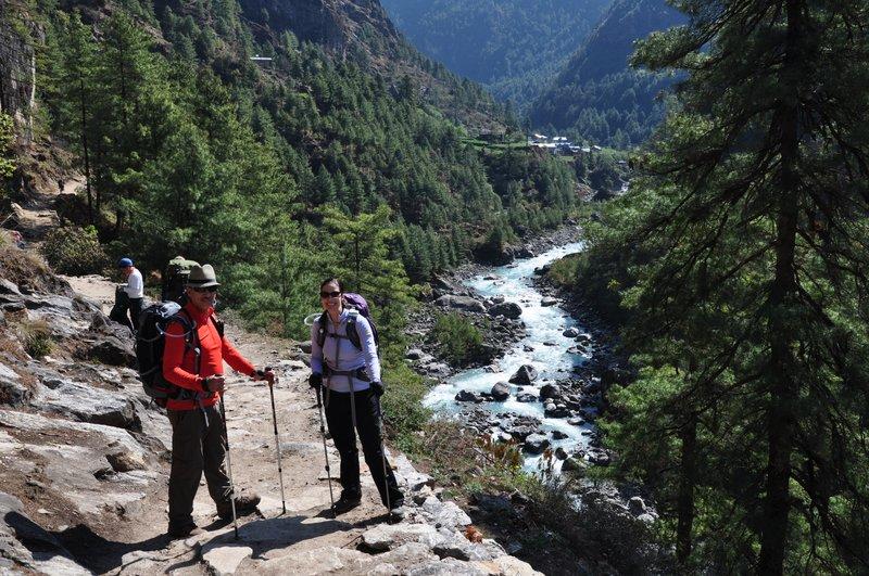 Nepal the Trekkers