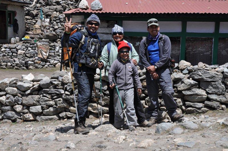 Balaji Family
