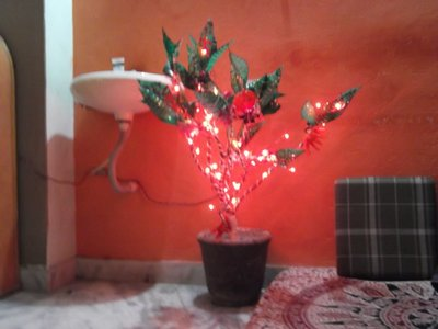 Oh Fake Christmas Tree! Oh Fake Christmas Tree! How many plastic bottles did it take to make thee?
