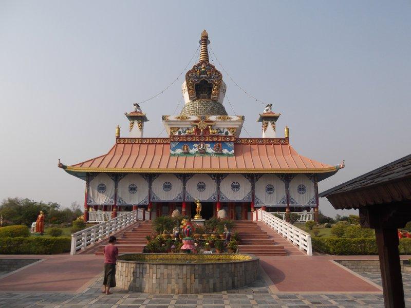 Lumbini Monastery