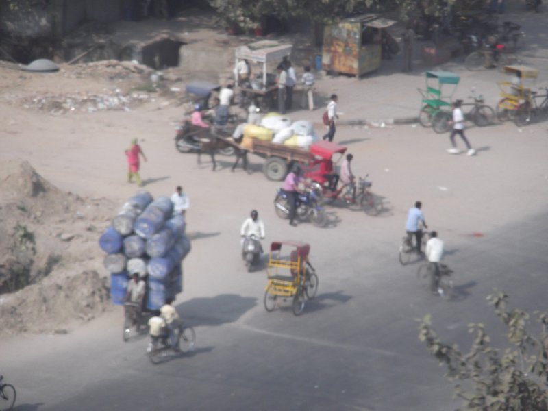 How much stuff can YOU pack on a rickshaw? #2