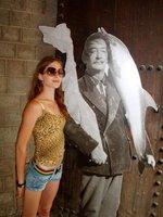 Salvador Dalí & Me! :)