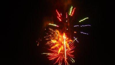 Forster City - Fireworks