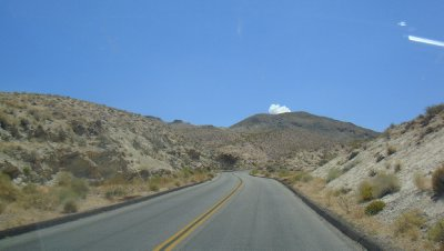 Death Valley - Way to Dante's View