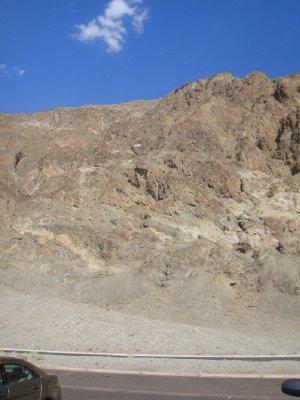 Death Valley - sea level