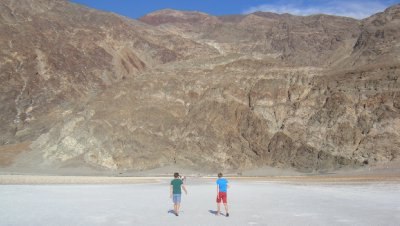 Death Valley - Bad Water