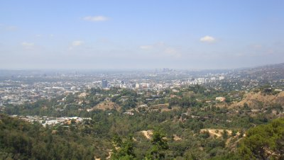 Los Angeles - Griffith Observatory View