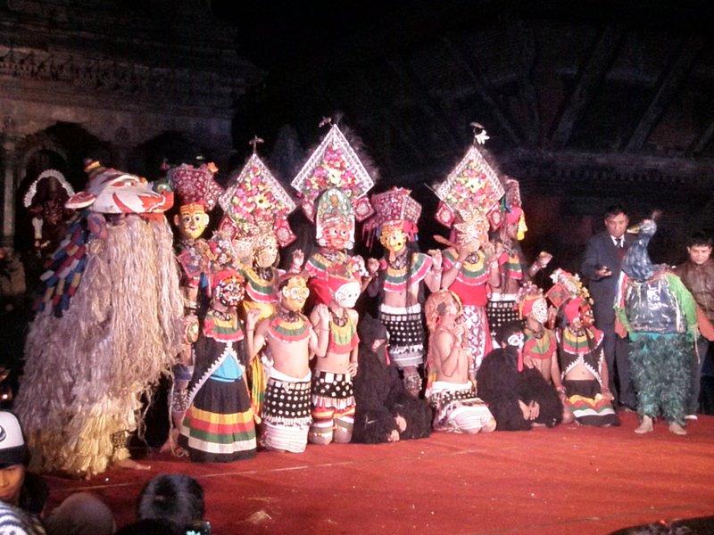 Bhaktapur Night