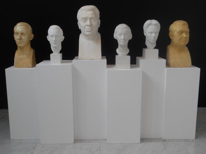 Armundsson Busts
