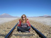 Me in Bolivia