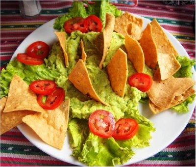 Guatemalan Nachos
