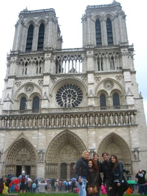 Notre Dame and friends