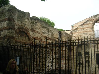 old prison(?)