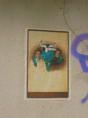 montmarte graffiti art