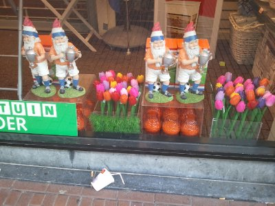 gnomes!!!