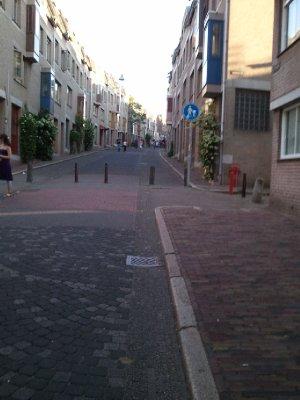 city center in Nijmegen