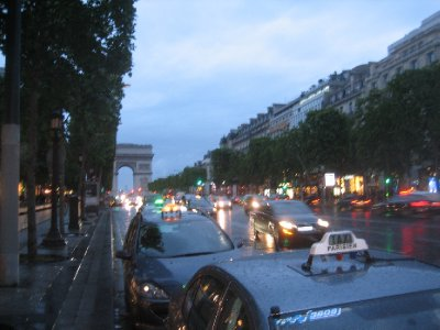 on champs elysees