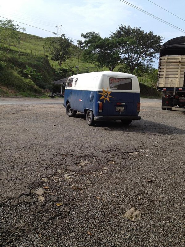Selling the VW Van