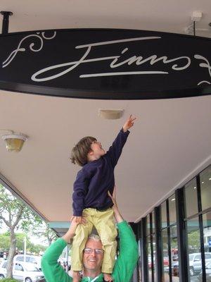 Finn's place