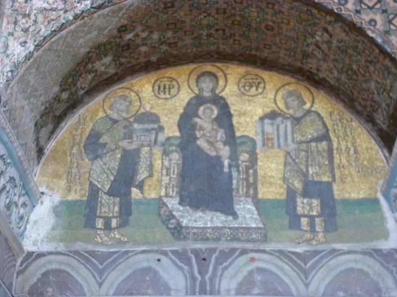 Biblical Mosaic