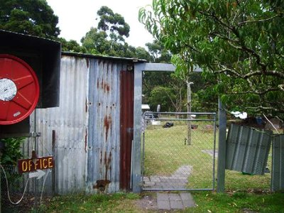 Eco-hostel in Eaglehawk neck