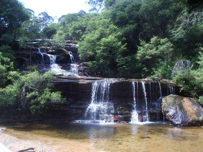 Nice little waterfall
