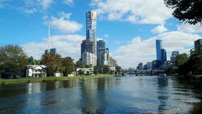 South Yarra River