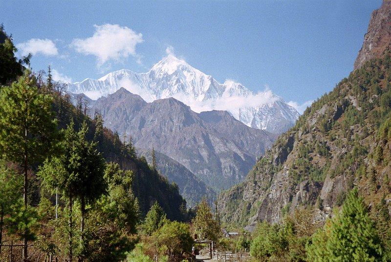 Kotho, Annapurna II (7937 m)