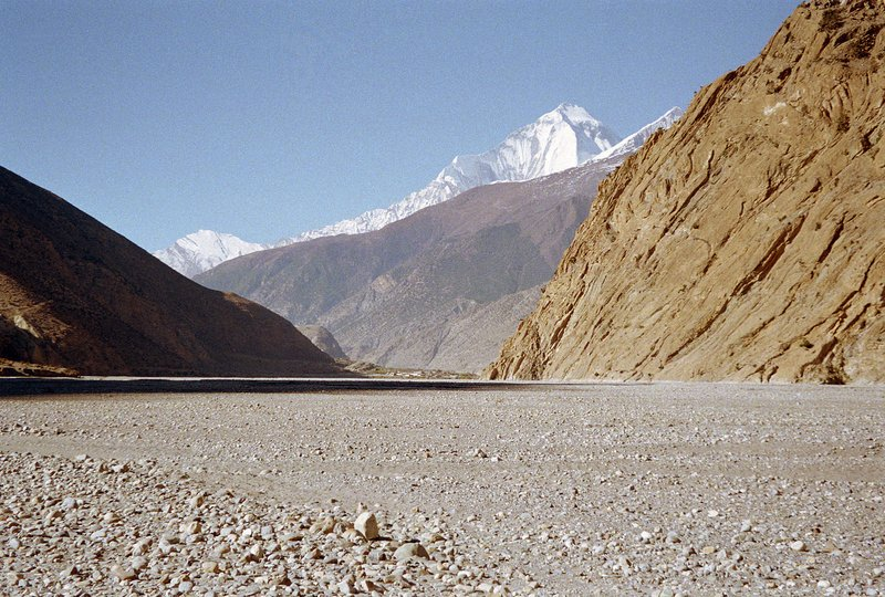 Dhaulagiri, Kali Gangaki