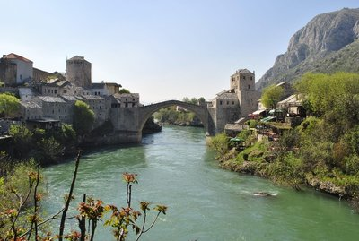 Old Bridge, Mostar