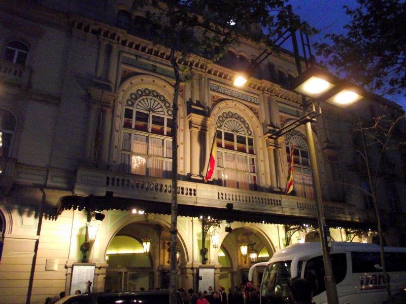 Espanha, Barcelona - Teatre del Liceu