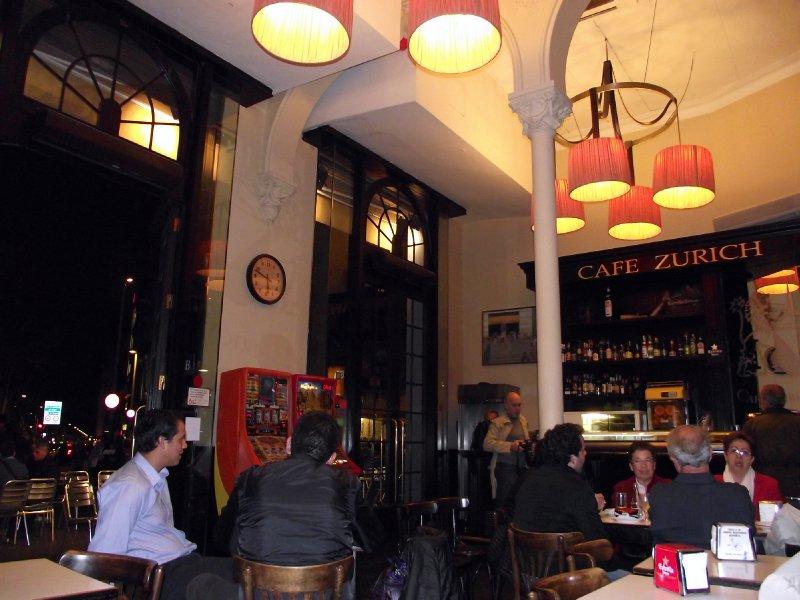 Espanha, Barcelona - Café Zurique