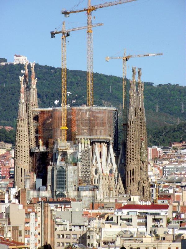 Espanha, Barcelona - Sagrada Família (I)