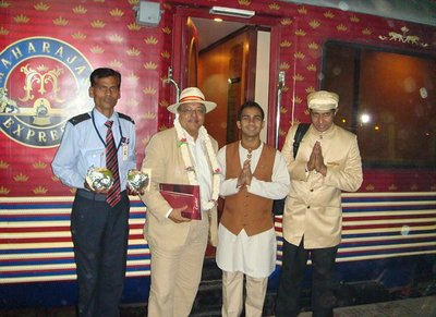 Maharaja Express Celestial India