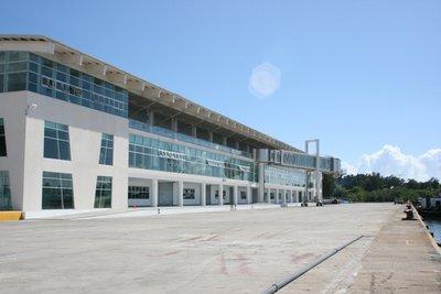 Sansouci Terminal, Santo Domingo Port