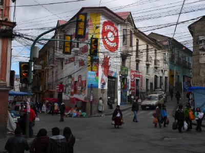 Calle Illampu