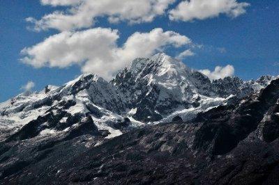 Illampu Peak