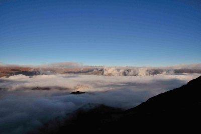 the Yungas in the Clouds